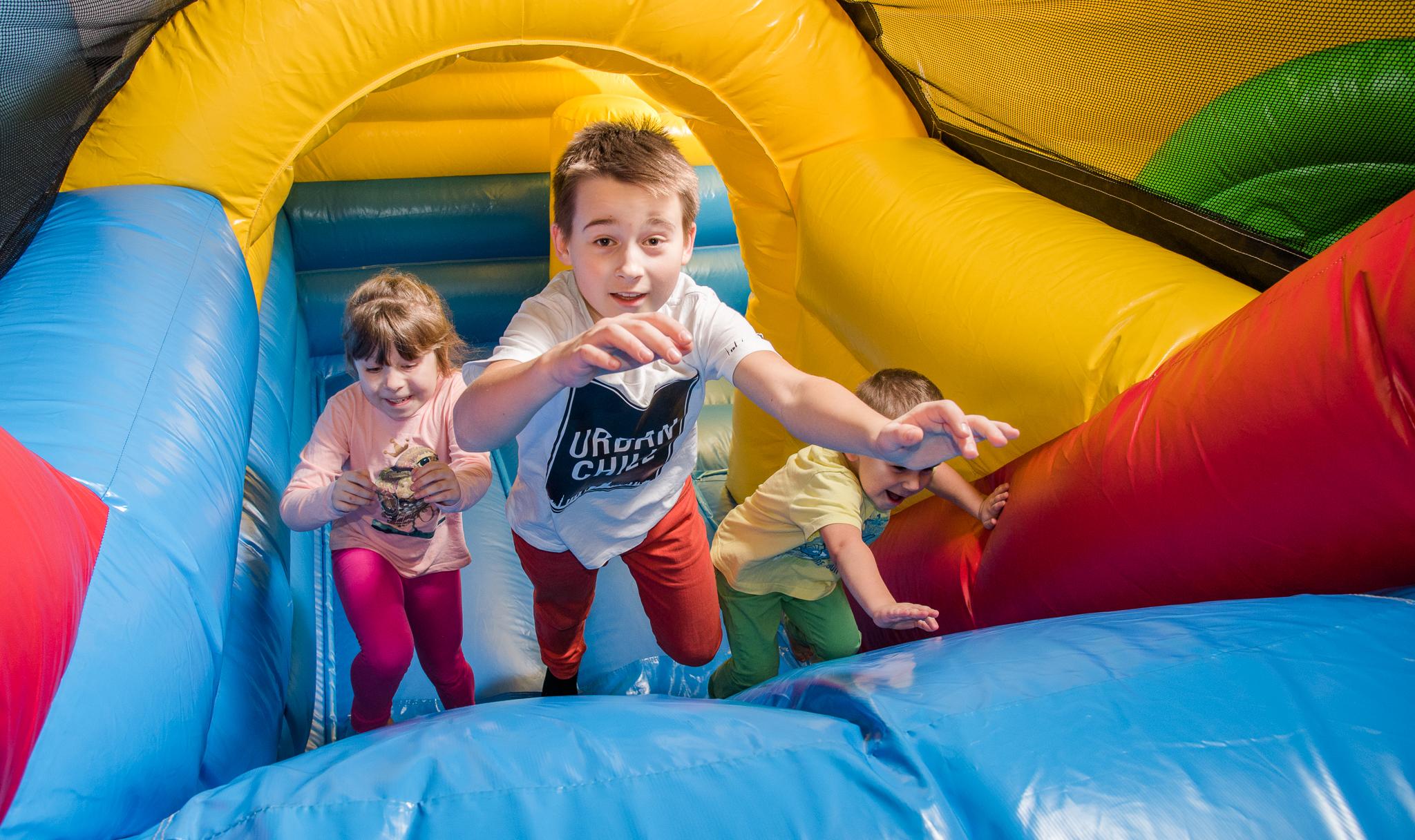 Vaikų švenčių erdvė